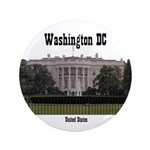 "Washington DC 3.5"" Button (100 pack)"