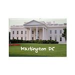 Washington DC Rectangle Magnet (100 pack)