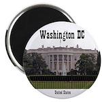 "Washington DC 2.25"" Magnet (100 pack)"