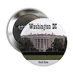 "Washington DC 2.25"" Button (10 pack)"