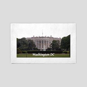Washington DC 3'x5' Area Rug
