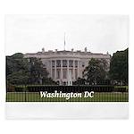 Washington DC King Duvet