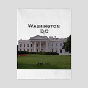 Washington DC Twin Duvet