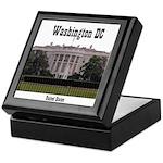 Washington DC Keepsake Box