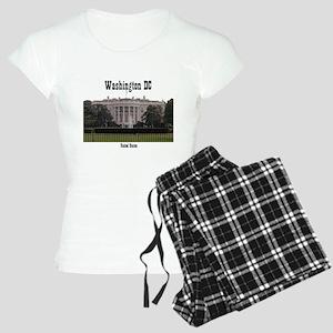 Washington DC Women's Light Pajamas