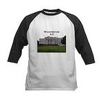 Washington DC Kids Baseball Jersey