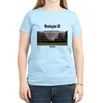 Washington DC Women's Light T-Shirt