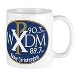 WXDM 90.3 FM Radio Christendom Mug