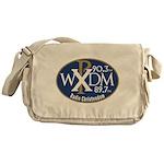 WXDM 90.3 FM Radio Christendom Messenger Bag