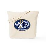 WXDM 90.3 FM Radio Christendom Tote Bag