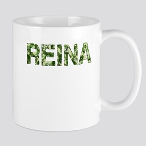 Reina, Vintage Camo, Mug