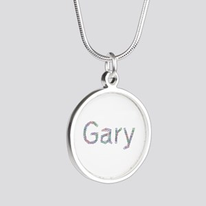 Gary Paperclips Silver Round Necklace