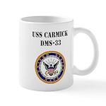 USS CARMICK Mug