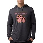 Im the Best Big Sister ever Mens Hooded Shirt