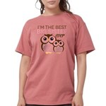 Im the Best Big Sister Womens Comfort Colors Shirt