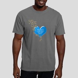 bit of stardust blue Mens Comfort Colors Shirt