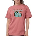 Im the Best Little Bro Womens Comfort Colors Shirt