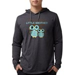 Im the Best Little Brother ever Mens Hooded Shirt