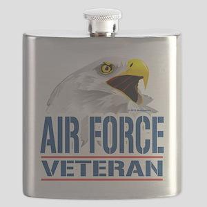 Air-Force-Eagle-Veteran Flask