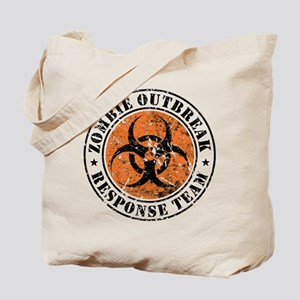 Zombie Outbreak Response Team 2 Tote Bag