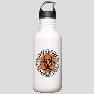 Zombie Outbreak Response Team 2 Stainless Water Bo