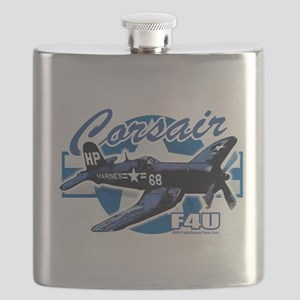 F4U-Corsair Flask