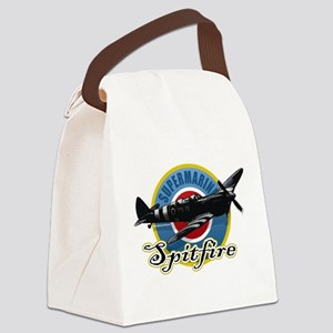 Spitfire Canvas Lunch Bag