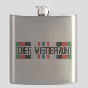 OEF-Vet-Ribbon Flask
