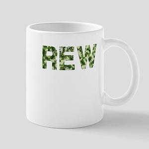 Rew, Vintage Camo, Mug