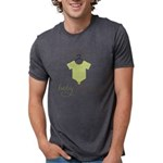 Im the New Baby in Town Mens Tri-blend T-Shirt