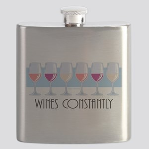 Wines-Constantly Flask