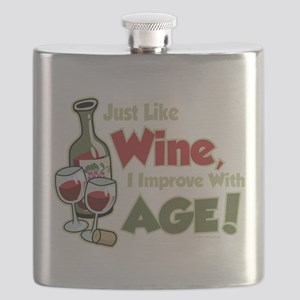 Wine-Improve-With-Age Flask