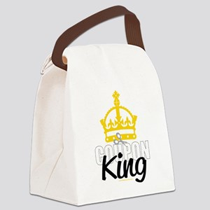 Coupon-King Canvas Lunch Bag