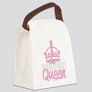 Coupon-Queen Canvas Lunch Bag