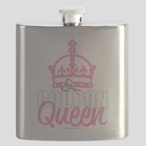 Coupon-Queen Flask