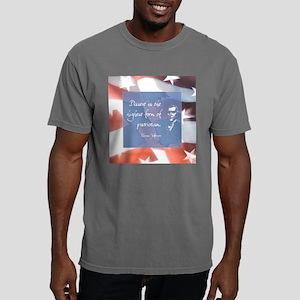 dissentlargelight2 Mens Comfort Colors Shirt