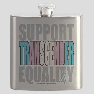 Support-Transgender-Equality Flask