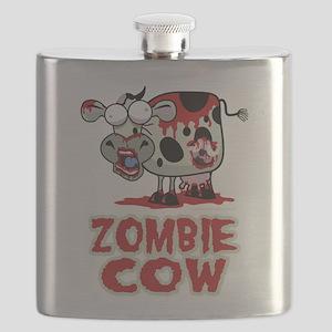 Zombie-Cow Flask