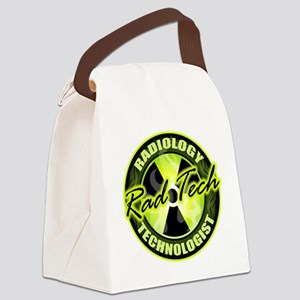 Rad Tech2A Canvas Lunch Bag