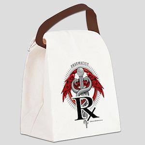 Pharmacist-Caduceus Canvas Lunch Bag