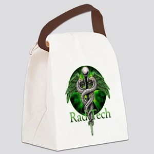 RT-cadueaus Canvas Lunch Bag