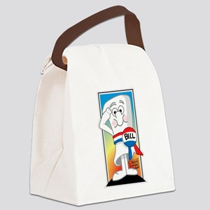School-House-Rocks-Bill-2 Canvas Lunch Bag