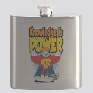 Knowledge-Is-Power Flask
