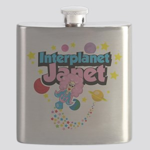 Interplanet-Janet Flask
