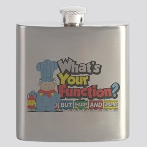 Conjunction-Junction Flask