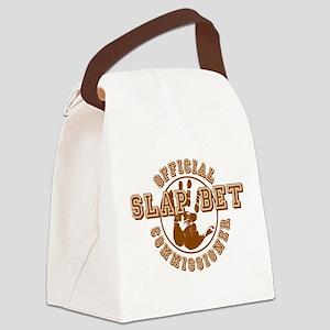 Slap Bet Canvas Lunch Bag