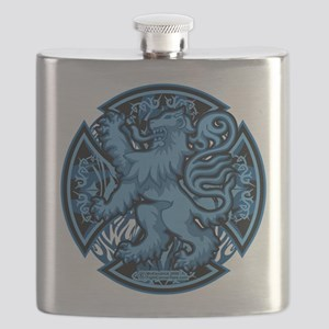 Scottish-Blue-Cross Flask