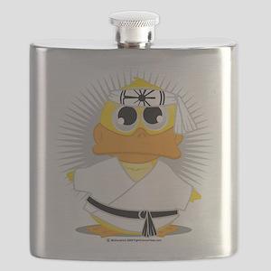 Karate-Duck Flask