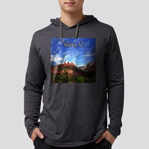 Sedona, AZ Mens Hooded Shirt