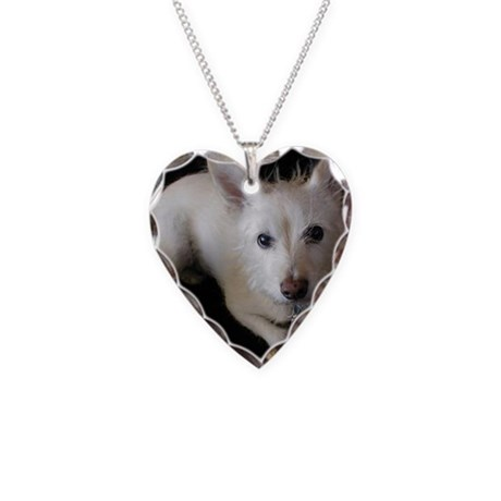 AlfiePerfectSquare.jpg Necklace Heart Charm
